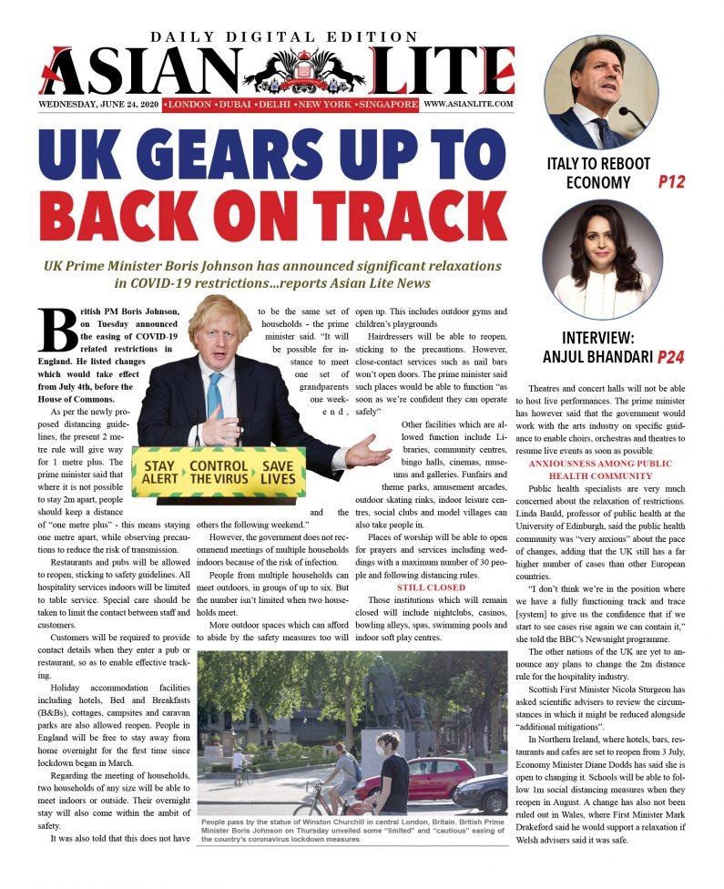 Asian Lite DD UK – June 24, 2020