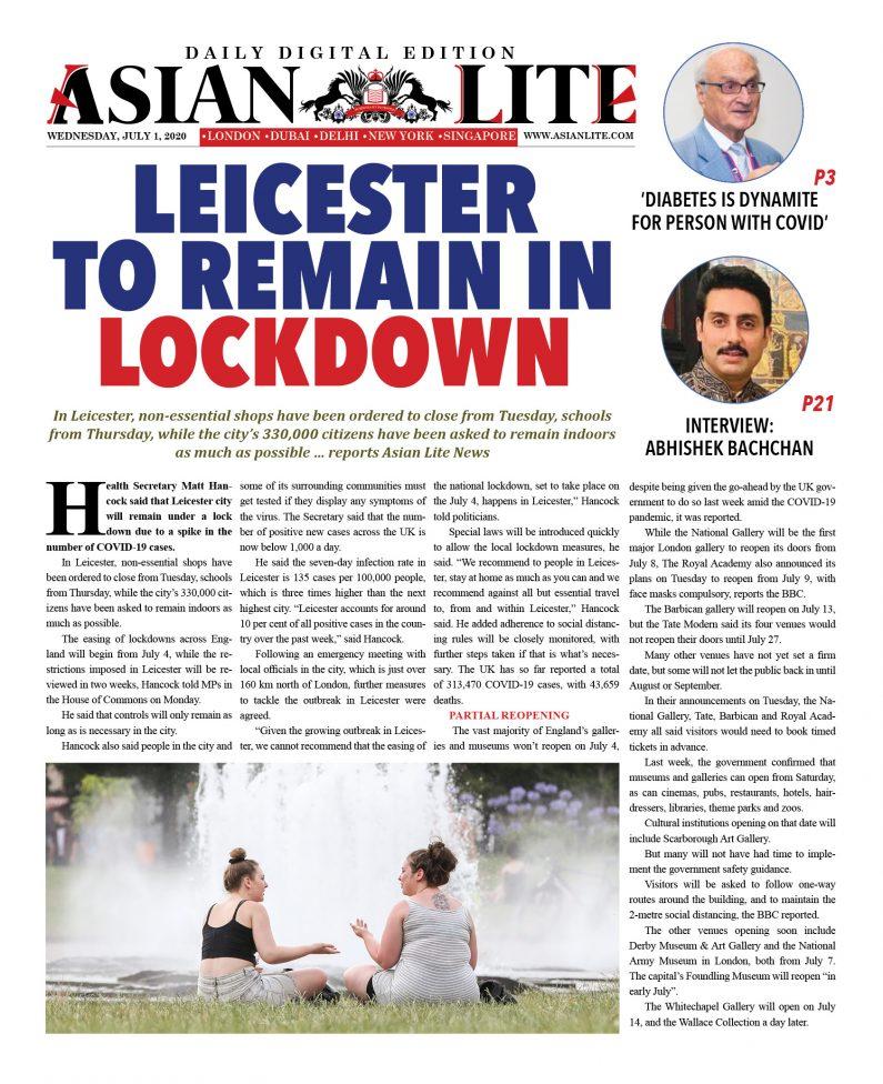 Asian Lite DD UK – July 1, 2020