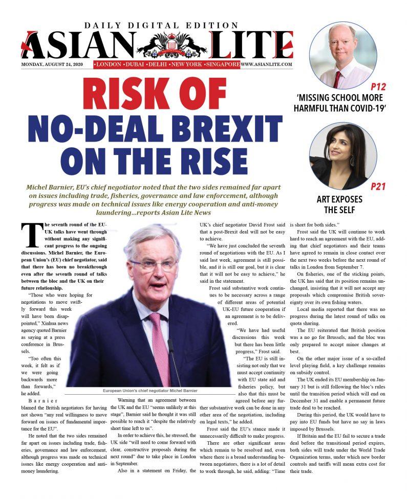 Asian Lite DD UK – Aug 24, 2020