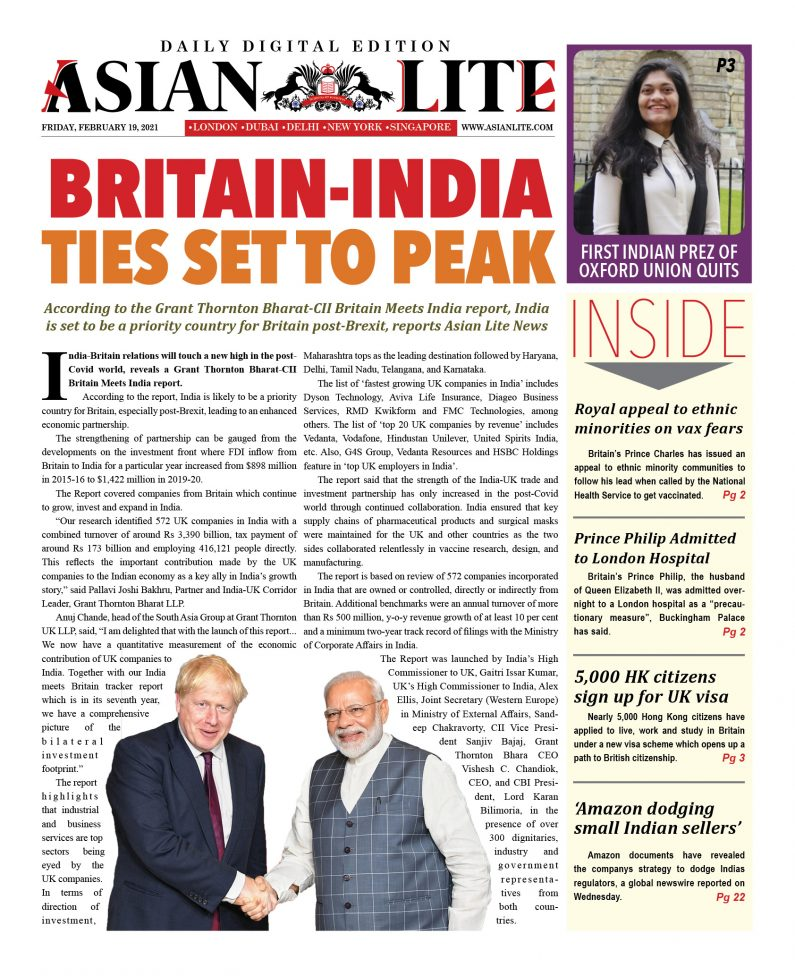 Asian Lite DD UK – Feb 19, 2021