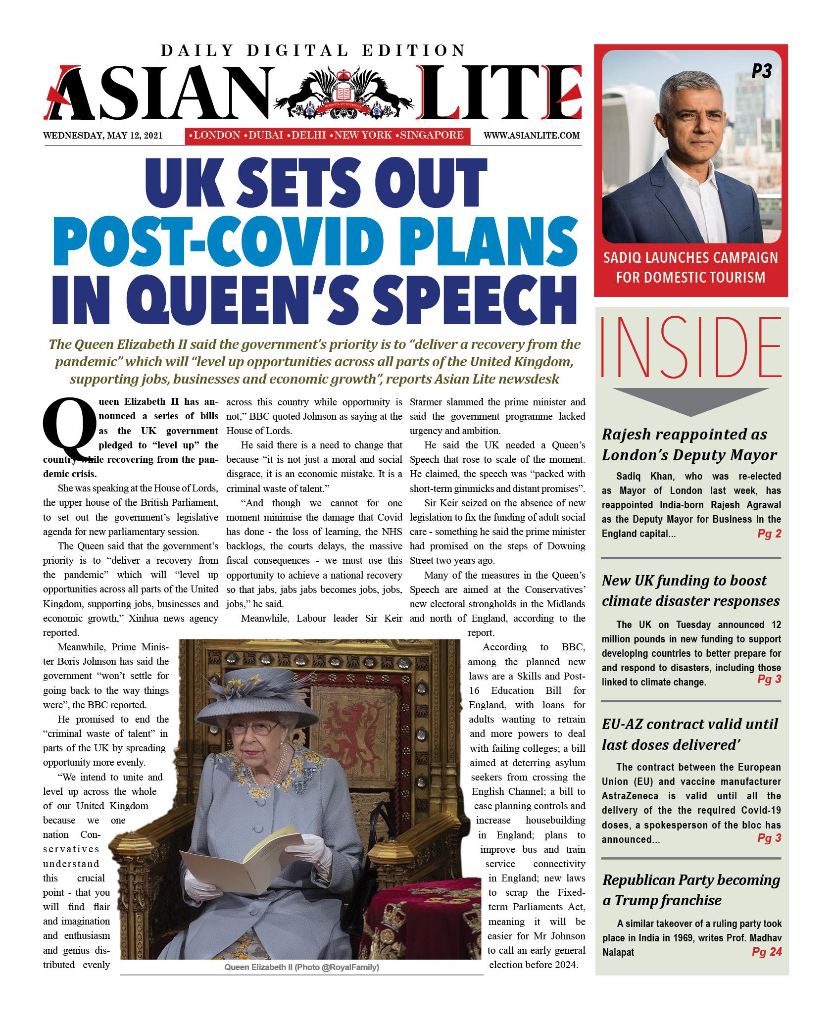 Asian Lite DD UK – May 12, 2021