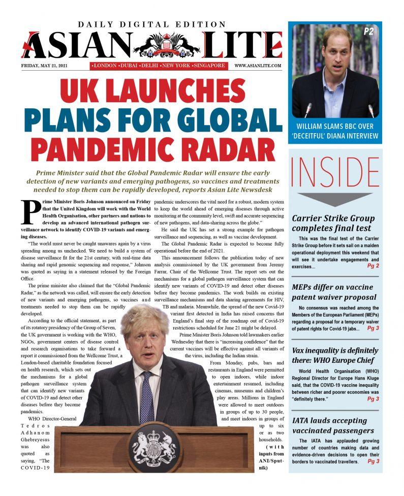 Asian Lite DD UK – May 21, 2021