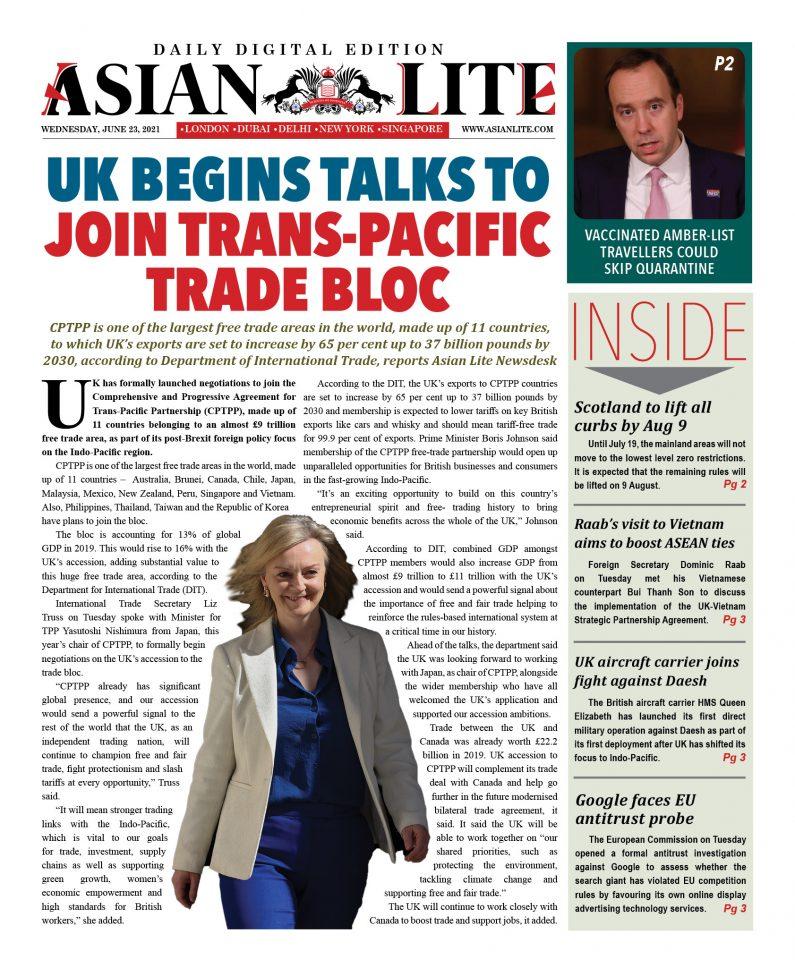 Asian Lite DD UK – June 23, 2021