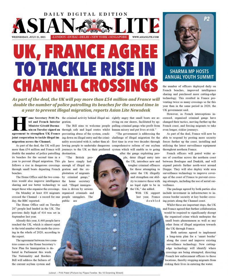 Asian Lite DD UK – July 21, 2021